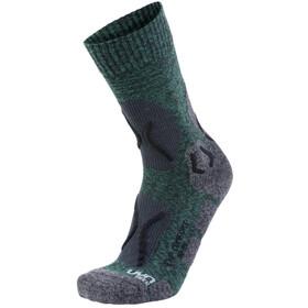 UYN Trekking Expl**** Comfort Miehet sukat , vihreä/musta